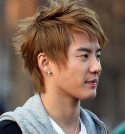 cortes de pelo masculinos asiáticos