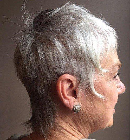 corte de pelo lisa para mujeres mayores de 50
