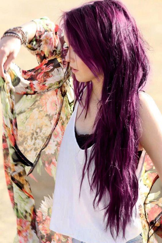 -modelos-flecos de pelo largo