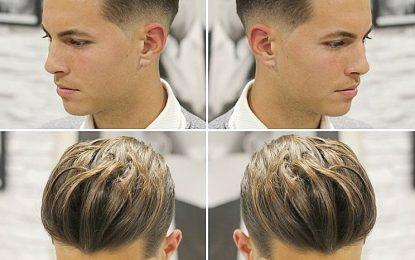 Peinado Tendencias de los hombres para el 2016
