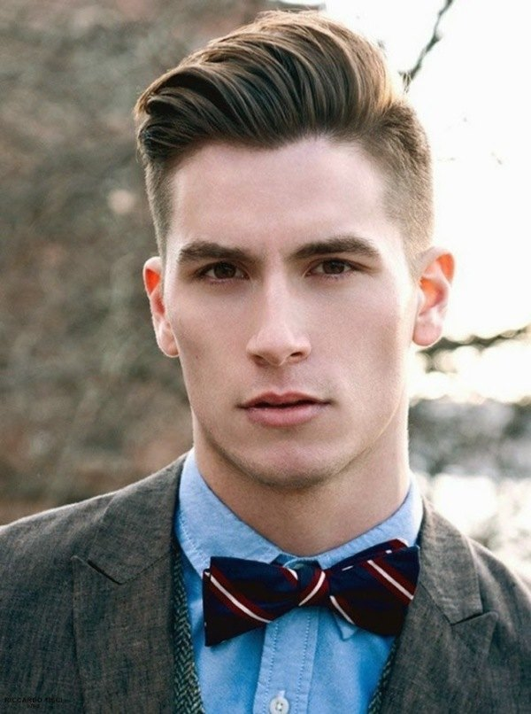 cortes de pelo men peinados de moda para hombre