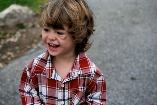 Peinados de longitud medya para los niños