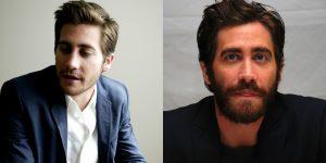 Jake Gyllenhaal Peinado de lado