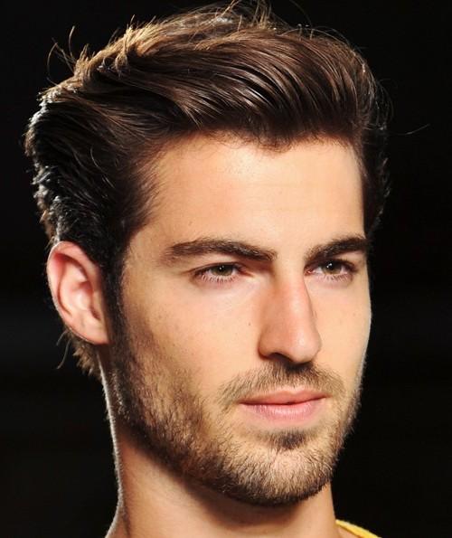 peinado de copete con clase para los hombres 2016