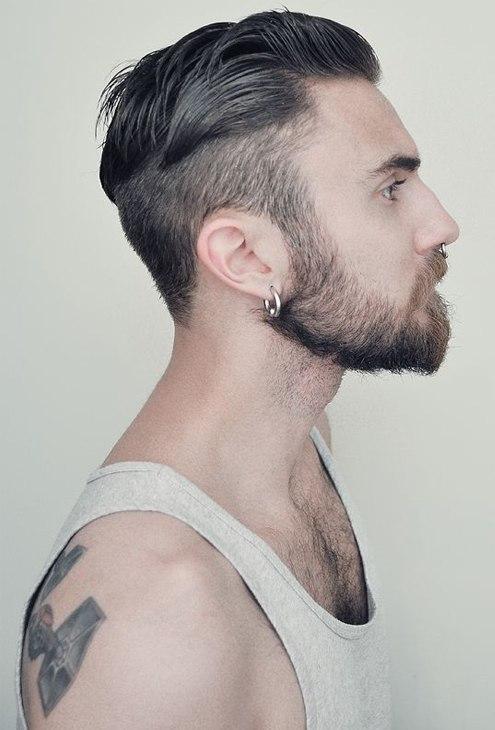 Peinados para Hombres primavera verano 2015