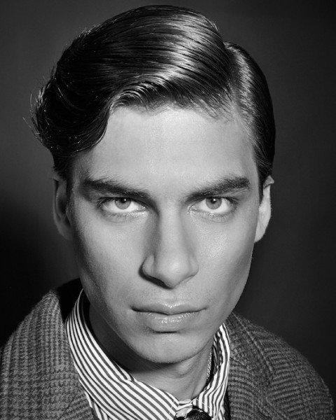 cortes-de-pelo-y-pelo-para-hombres-corto el pelo al estilo-anos-50