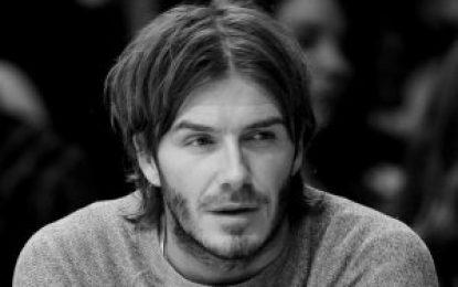 Cómo conseguir el pelo largo de David Beckham