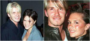 David Beckham Victoria Beckham destacados