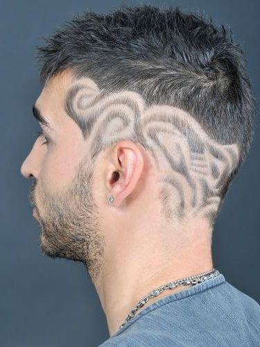 diseños de cabello para hombres 2016