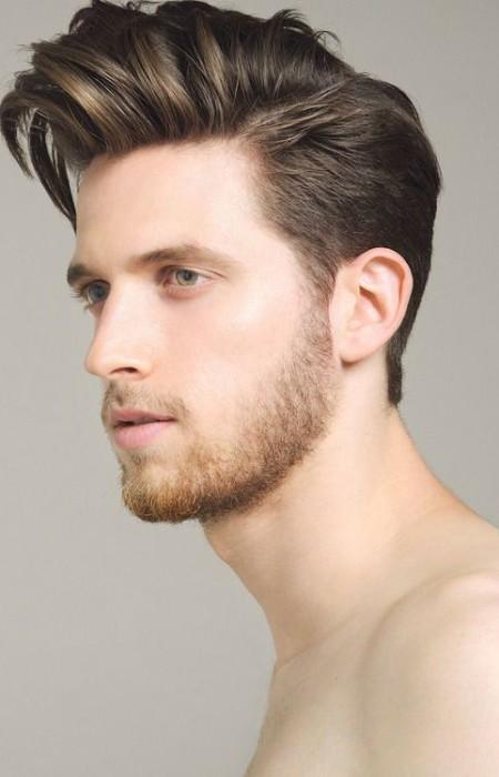 peinado de copete medio para los hombres 2016