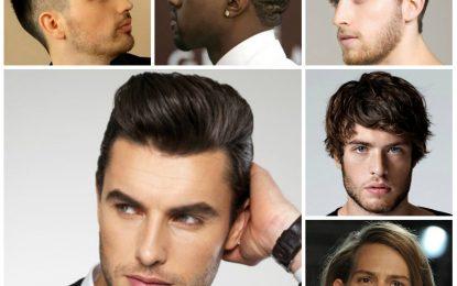 40 peinados de los hombres más calientes de 2016