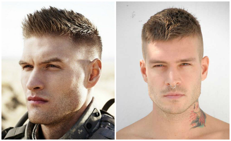width hombre cortes de pelo militares