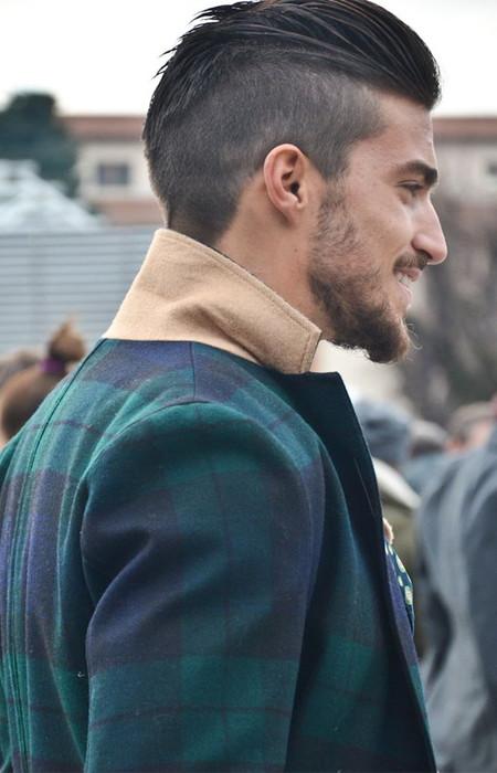 peinado con corte para los hombres 2016