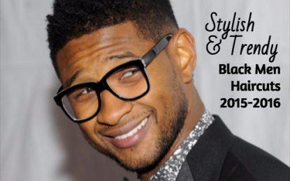 31 estilo y de moda Negro Hombres Cortes de pelo de 2016