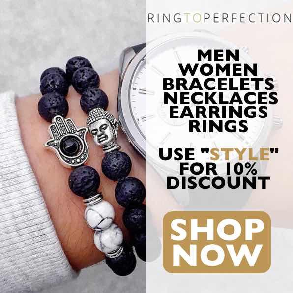 Joyería de los hombres para la venta