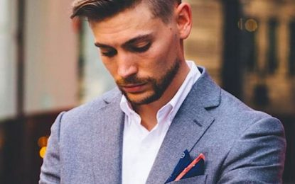Peinados de hombres 2017