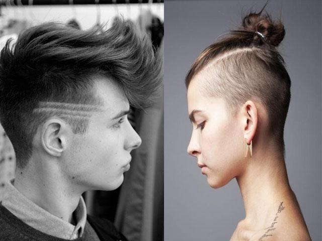 Garganta Peinados ideas para los hombres y mujeres
