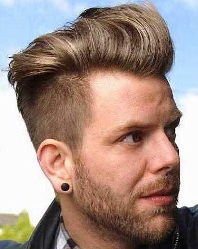 peinados Undercut