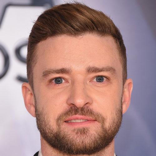 Justin Timberlake pelo