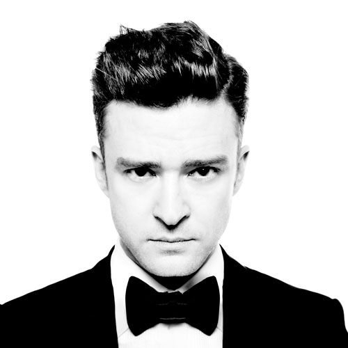 Justin Timberlake Pompadour