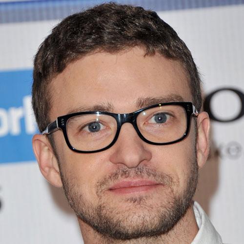 Justin Timberlake Cabello corto
