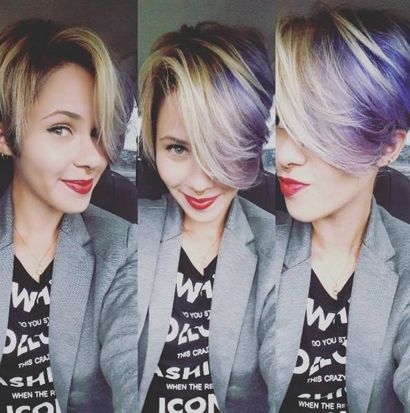 Adorables Ideas Corte De Pelo Con Flequillo Pixie Super Peinados