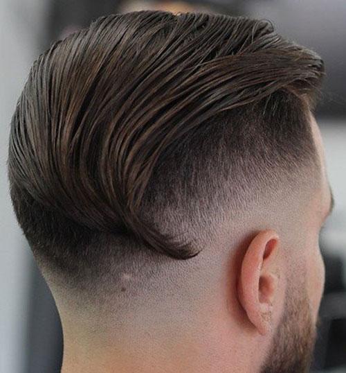 Hombres de tallado - alisado largo del tallado