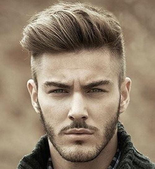 Peinado Undercut - Pompadour Undercut