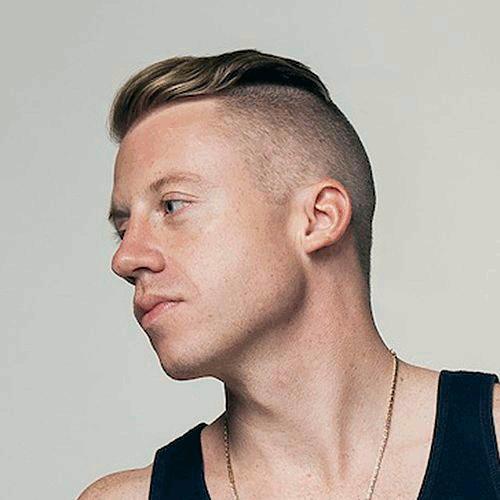 Garganta Peinado Hombres Cabello fino