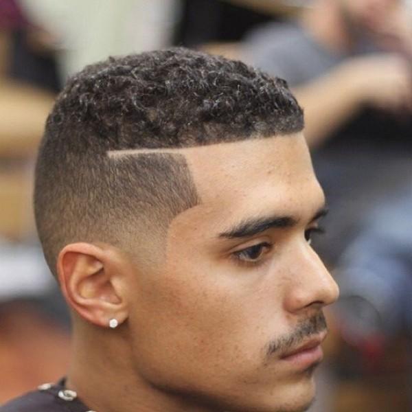 diseños de cabello para hombres de pelo corto