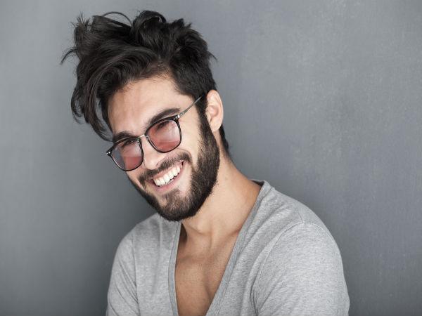 lanudo recortada corte de pelo para los hombres