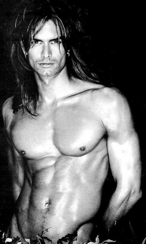 45 peinados largos para los hombres-13