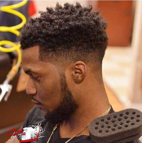 Blowout estilos de cabello para hombres-13
