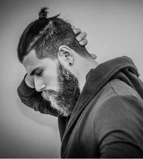 Cola De Caballo Más De 15 Hombres Peinados Super Peinados