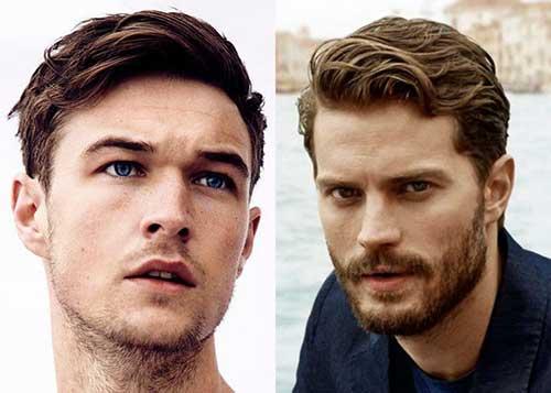 Hombres peinados populares 2015-14