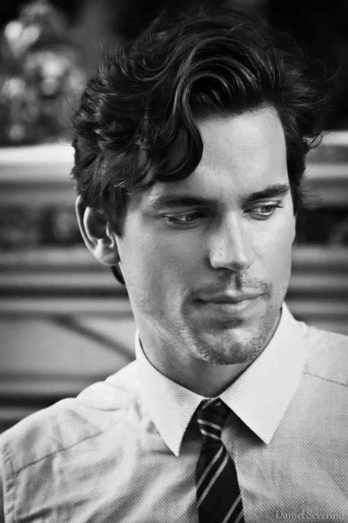 25 Los Peinados Para Pelo Ondulado Hombres Super Peinados