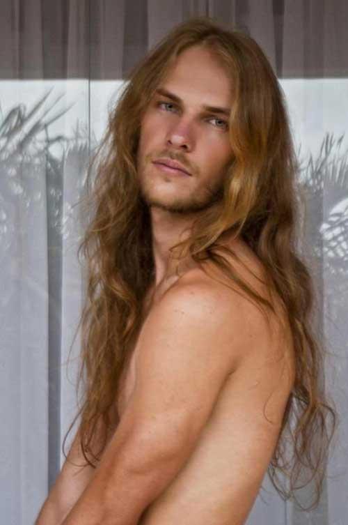 45 peinados largos para los hombres-10