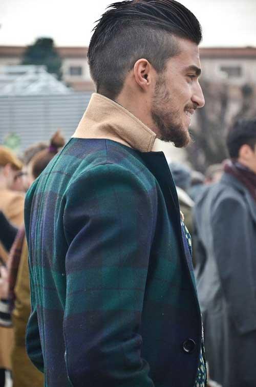 Corte de cabello el 7 para hombre