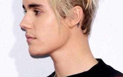 Justin Bieber Imágenes de pelo rubio