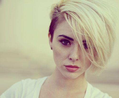cortes de pelo corto seis de las mujeres grabadas 2016