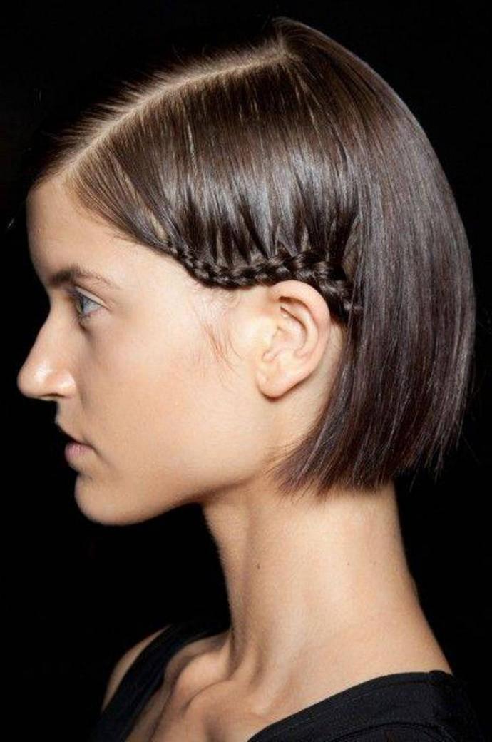 peinado pista de aterrizaje para el pelo corto 2016
