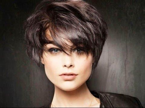 Modelo de pelo corto 2016