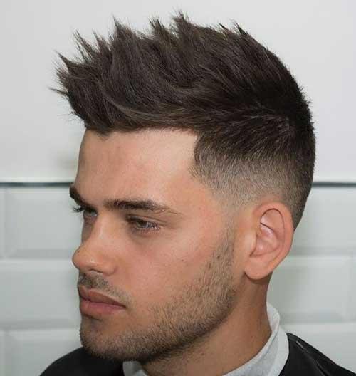 Cortes de pelo de punta para los individuos-7
