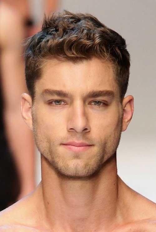 15 Para Hombre Peinados Para Pelo Grueso Super Peinados - Pelados-para-hombres