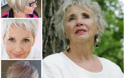 Mejor Peinado y cortes de pelo para las mujeres mayores