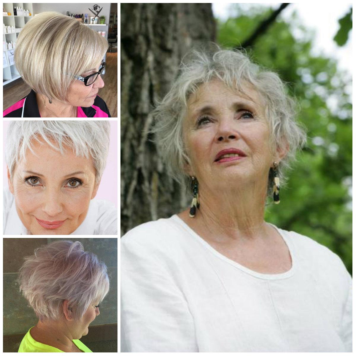 El mejor peinado y cortes de pelo para las mujeres mayores