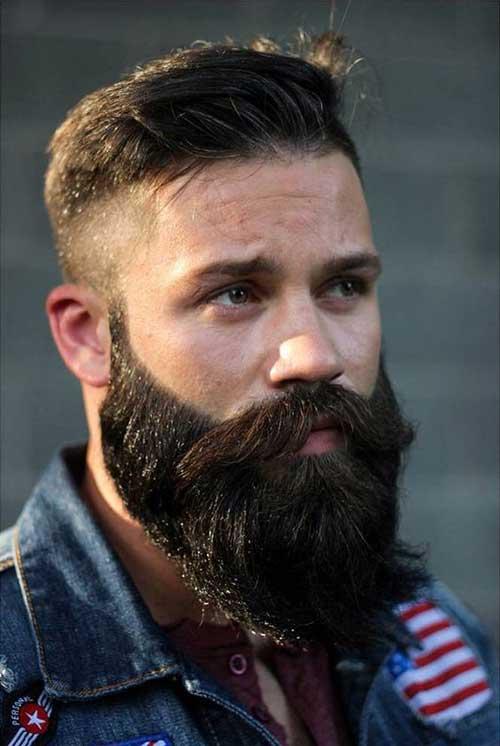 estilos de pelo facial para hombres