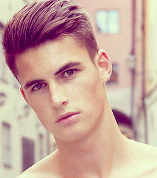15+ para hombre Peinados para pelo grueso - Super Peinados