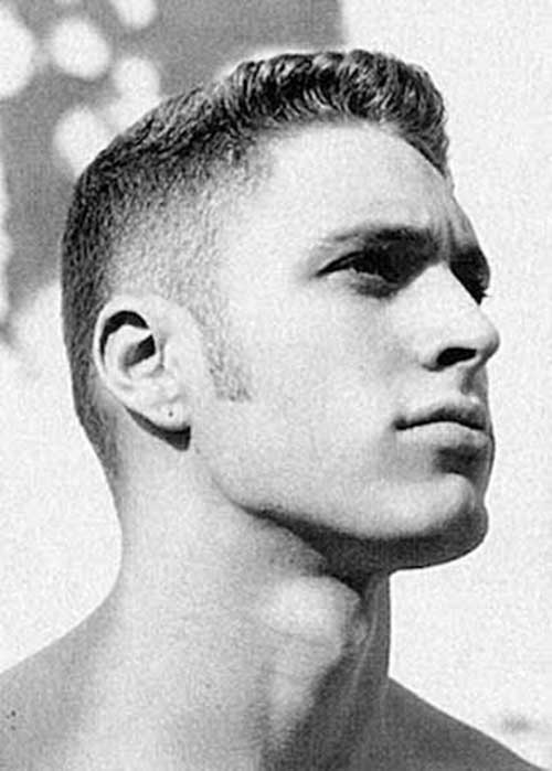 Mens estilos de pelo facial