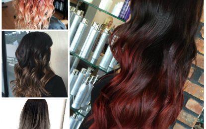 Ideas de Ombre del pelo de las mujeres más calientes